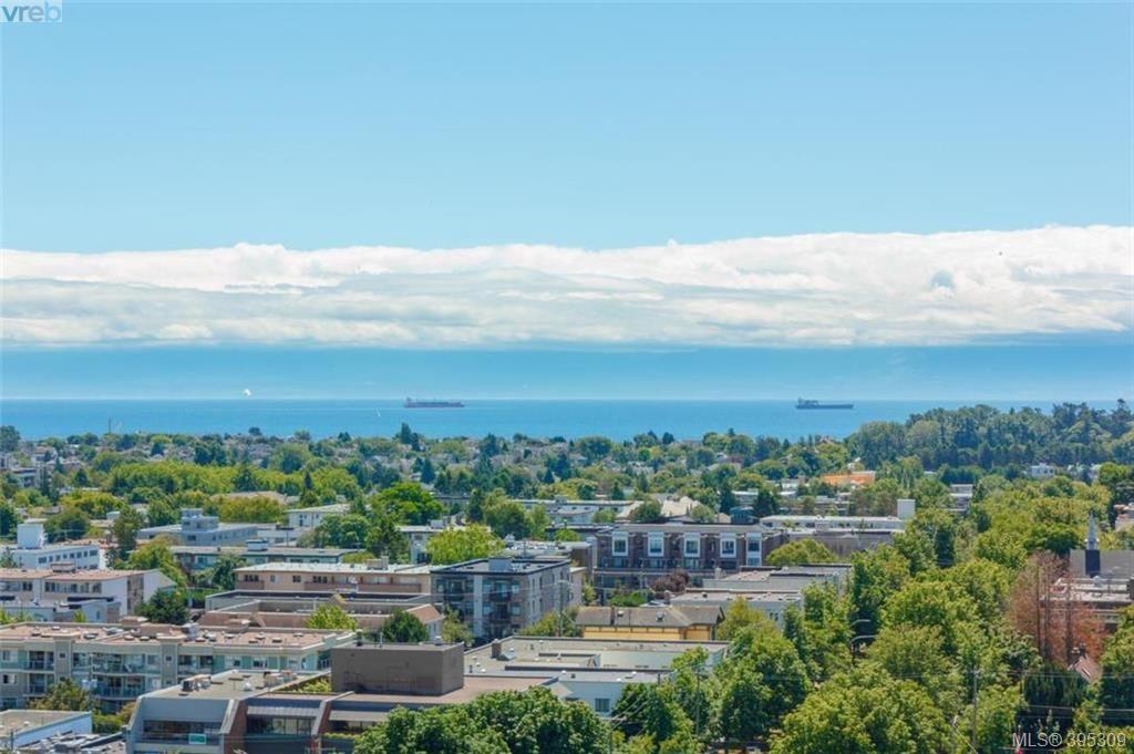 Main Photo: 1502 960 Yates Street in VICTORIA: Vi Downtown Condo Apartment for sale (Victoria)  : MLS®# 395309