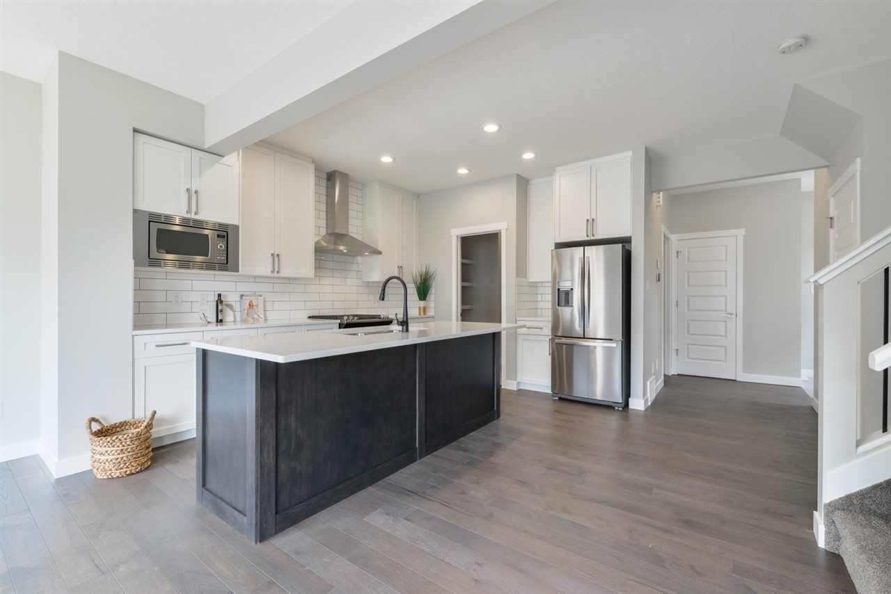 Main Photo:  in Edmonton: Zone 55 House Half Duplex for sale : MLS®# E4124983