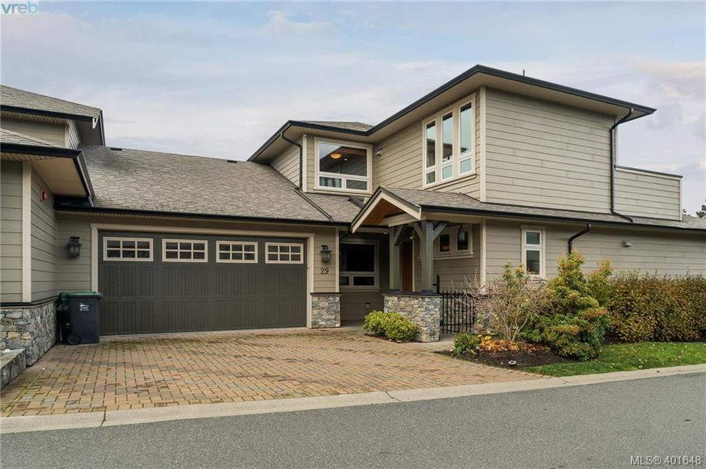 Main Photo: 29 3650 Citadel Place in VICTORIA: Co Latoria Row/Townhouse for sale (Colwood)  : MLS®# 401648