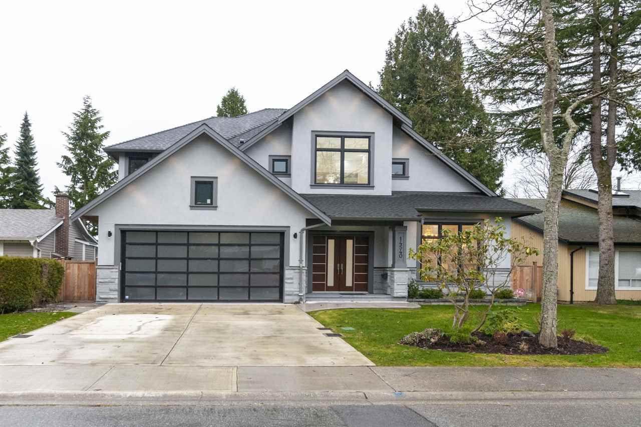 Main Photo: 14540 18 Avenue in Surrey: Sunnyside Park Surrey House for sale (South Surrey White Rock)  : MLS®# R2323272