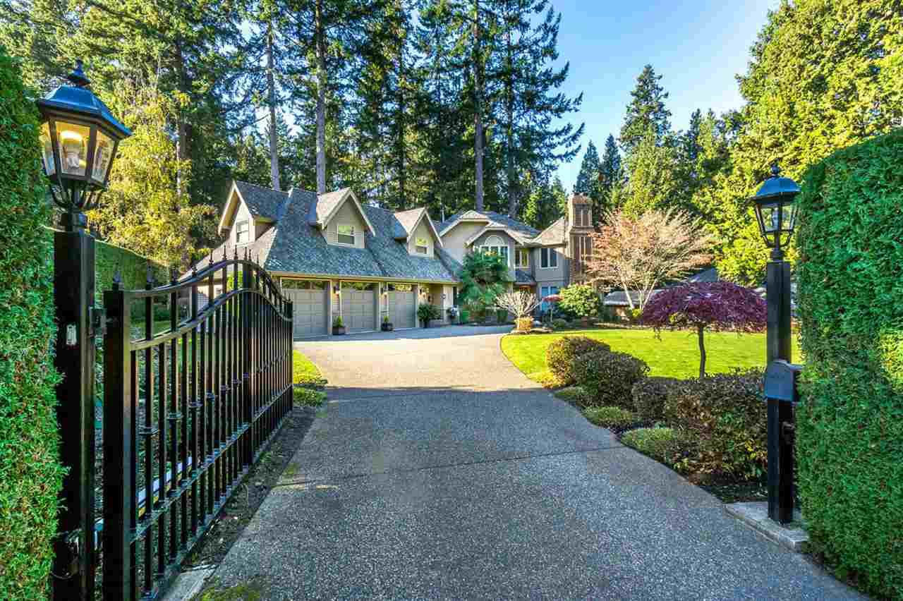 "Main Photo: 2853 138 Street in Surrey: Elgin Chantrell House for sale in ""ELGIN CHANTRELL"" (South Surrey White Rock)  : MLS®# R2329589"
