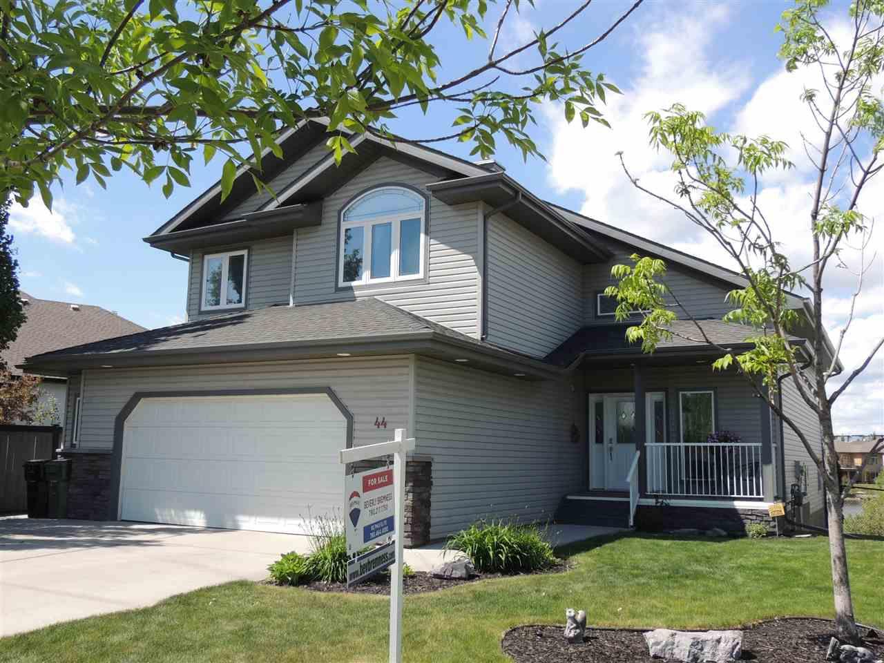 Main Photo: 44 SHORES Drive: Leduc House for sale : MLS®# E4139681
