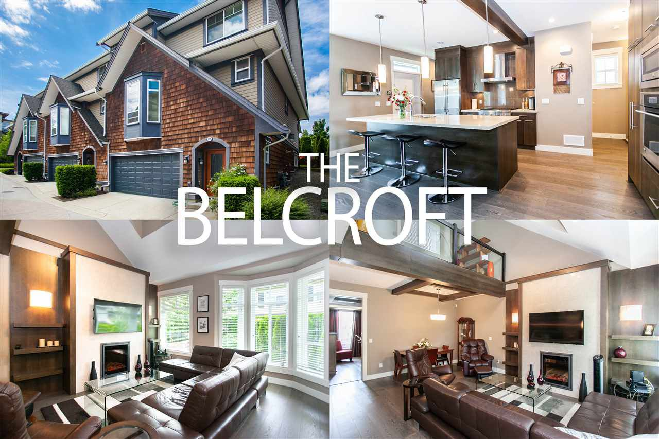 """Main Photo: 3 15977 26 Avenue in Surrey: Grandview Surrey Townhouse for sale in """"BELCROFT"""" (South Surrey White Rock)  : MLS®# R2334490"""