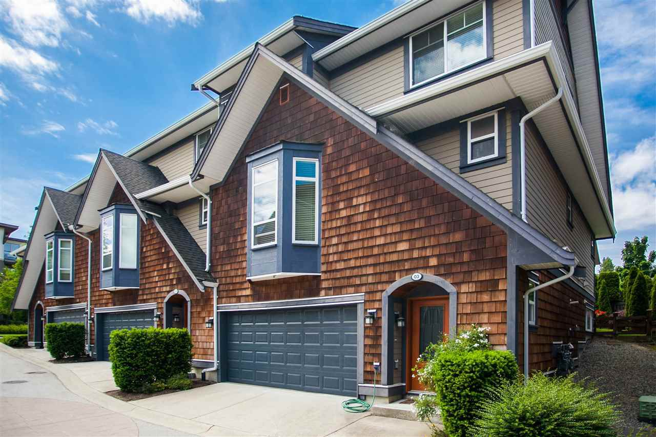 "Main Photo: 3 15977 26 Avenue in Surrey: Grandview Surrey Townhouse for sale in ""BELCROFT"" (South Surrey White Rock)  : MLS®# R2334490"