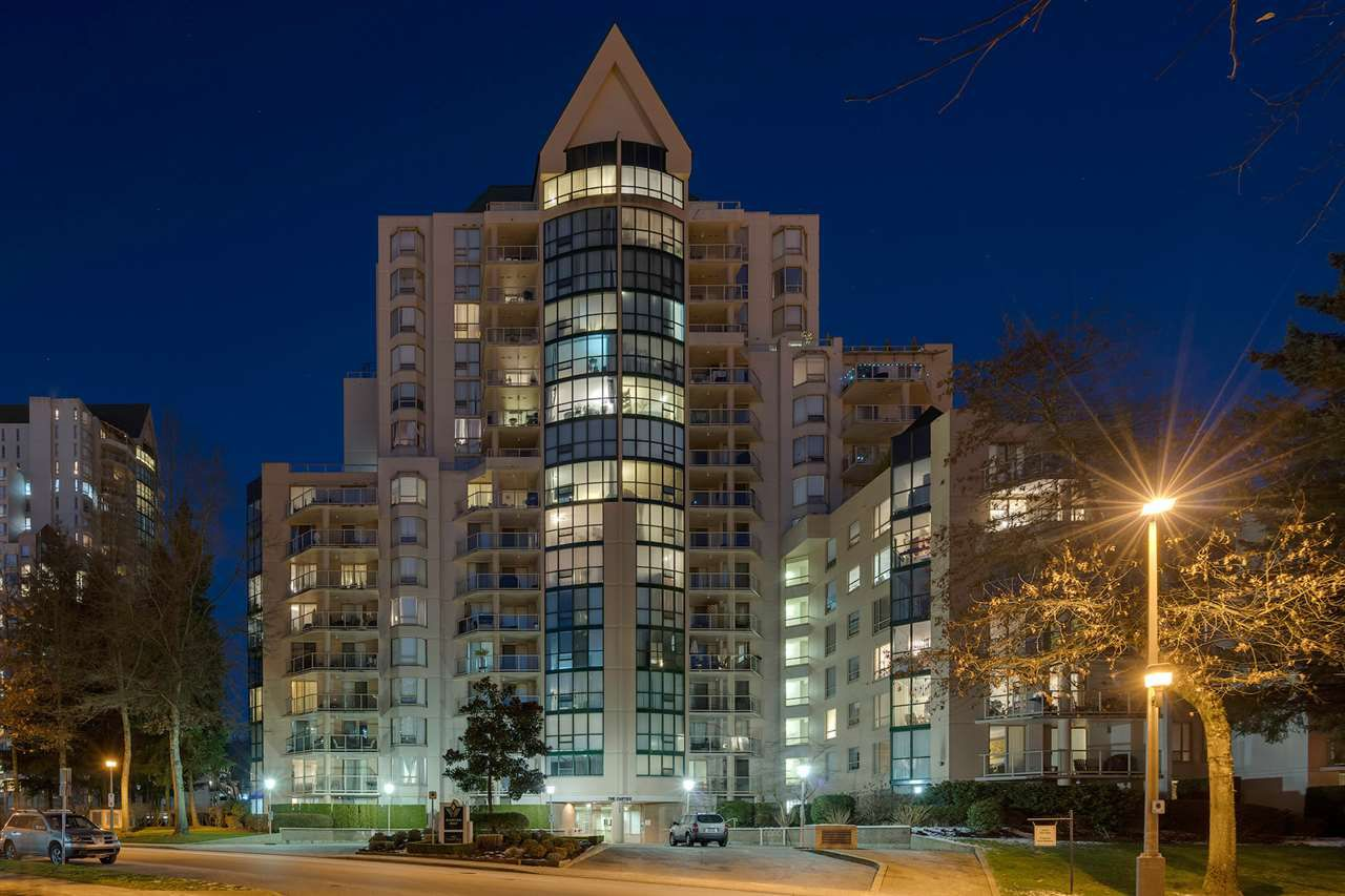 "Main Photo: 1002 1189 EASTWOOD Street in Coquitlam: North Coquitlam Condo for sale in ""THE CARTIER"" : MLS®# R2339063"