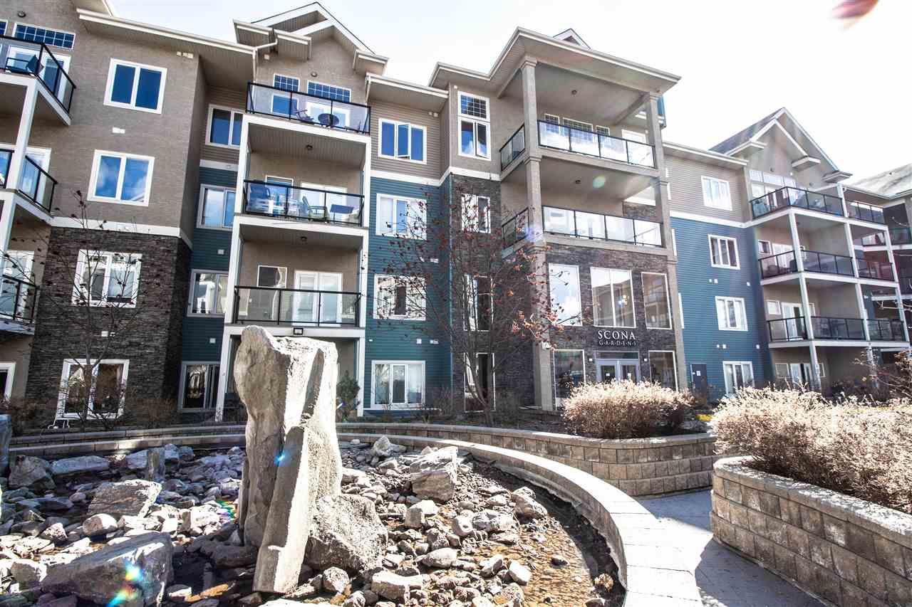 Main Photo: 146 10121 80 Avenue in Edmonton: Zone 17 Condo for sale : MLS®# E4153953