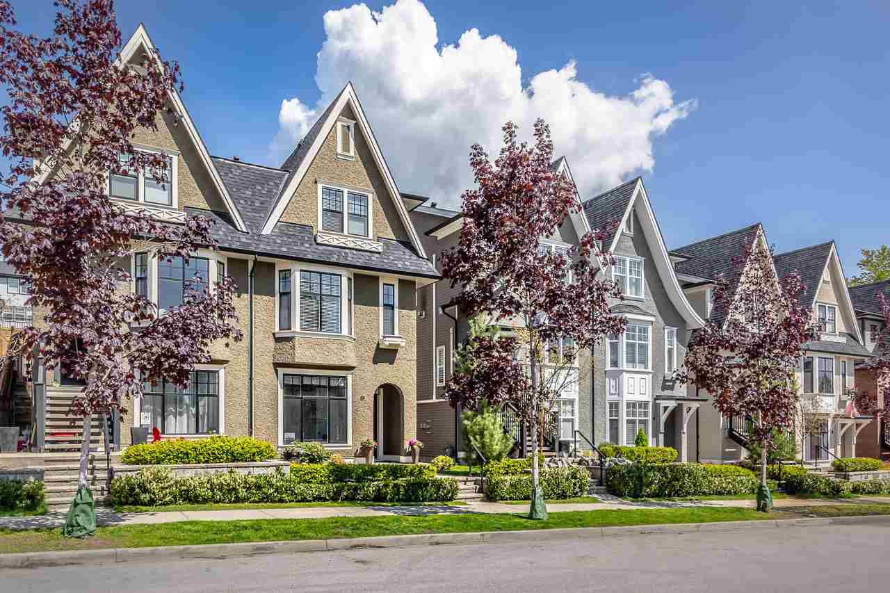 Main Photo: 6 3441 ROXTON Avenue in Coquitlam: Burke Mountain Condo for sale : MLS®# R2374323