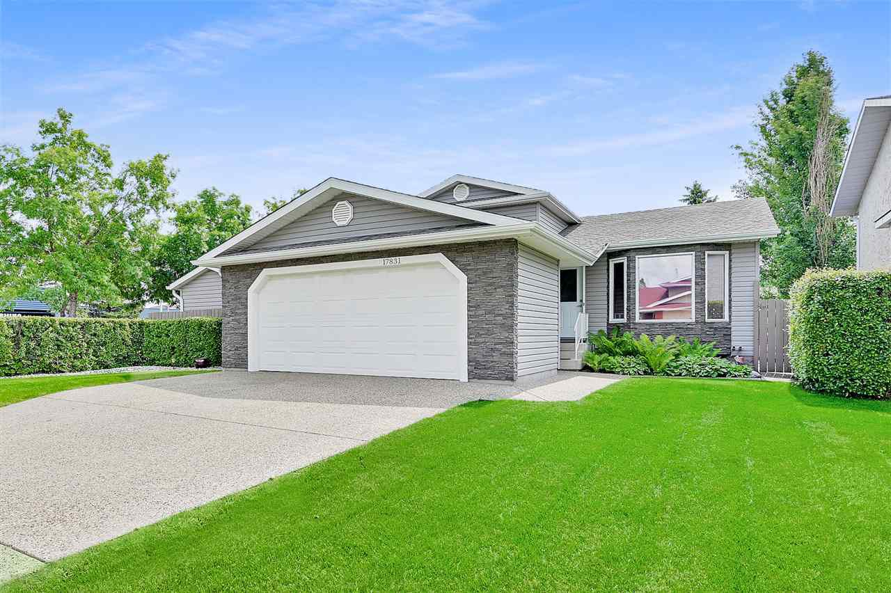 Main Photo: 17831 91A Street in Edmonton: Zone 28 House for sale : MLS®# E4164670