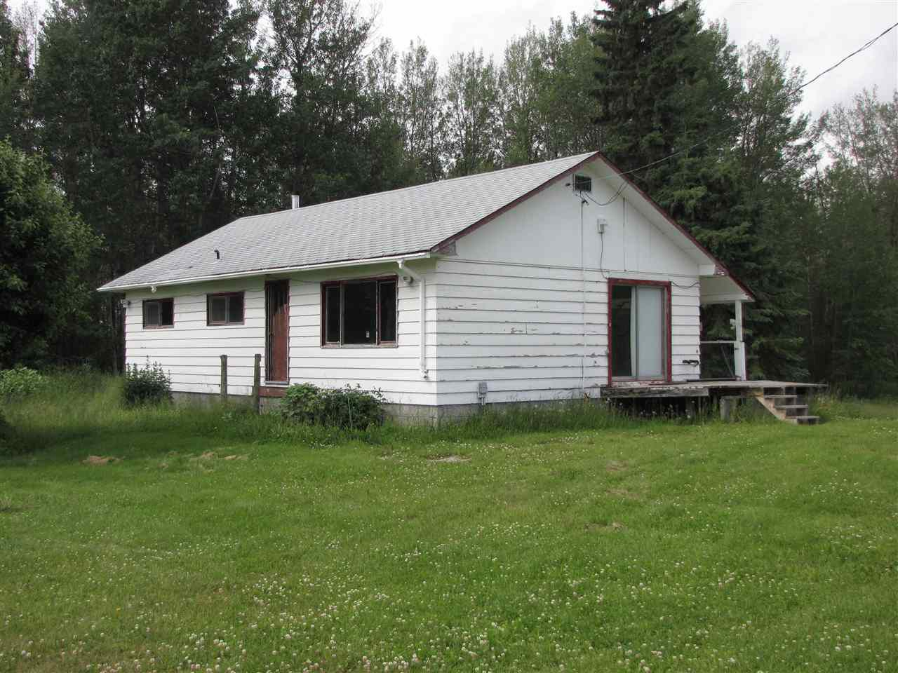 Main Photo: 53516 Highway 765: Rural Lac Ste. Anne County House for sale : MLS®# E4164848
