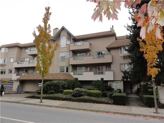 """Main Photo: 105 8700 WESTMINSTER Highway in Richmond: Brighouse Condo for sale in """"CANNAN PLACE"""" : MLS®# V919162"""