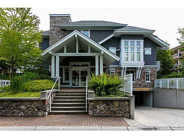 "Main Photo: 208 1704 56TH Street in Tsawwassen: Beach Grove Condo for sale in ""HERON COVE"" : MLS®# V1033273"