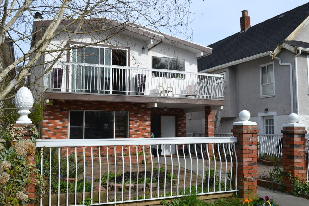Main Photo: 5180 PRINCE EDWARD Street in Vancouver East: Fraser VE Home for sale ()  : MLS®# V881772