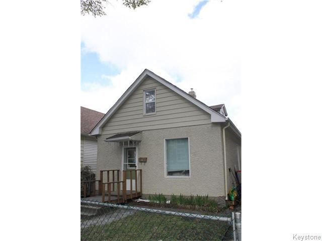 Main Photo: 735 Alverstone Street in Winnipeg: West End / Wolseley Residential for sale (West Winnipeg)  : MLS®# 1612438