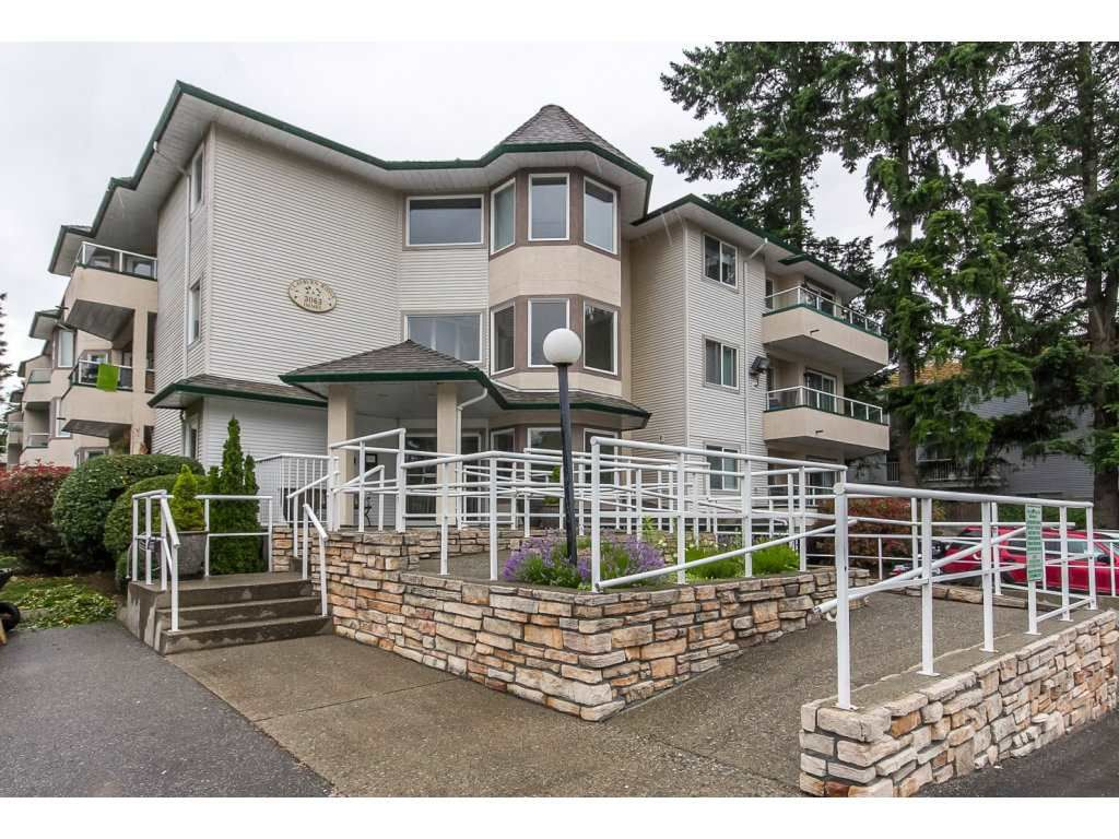 "Main Photo: 103 3063 IMMEL Street in Abbotsford: Central Abbotsford Condo for sale in ""Clayburn Ridge"" : MLS®# R2080632"