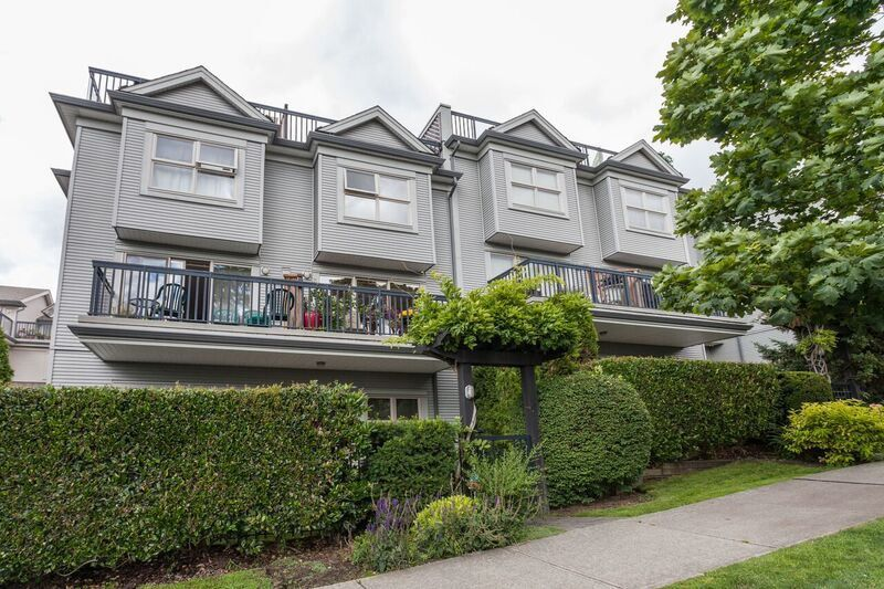 """Main Photo: 14 3855 PENDER Street in Burnaby: Willingdon Heights Townhouse for sale in """"ALTURA"""" (Burnaby North)  : MLS®# R2087665"""