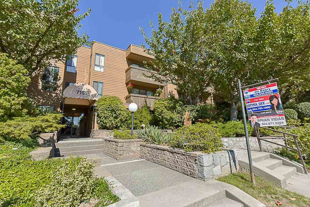 "Main Photo: 325 7151 EDMONDS Street in Burnaby: Highgate Condo for sale in ""BAKERVIEW"" (Burnaby South)  : MLS®# R2107558"