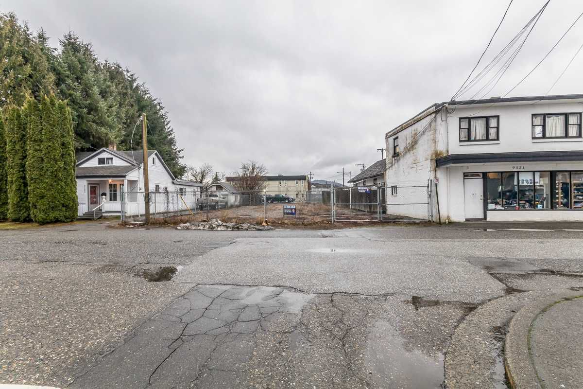 Main Photo: 9315 FLETCHER Street in Chilliwack: Chilliwack E Young-Yale Land for sale : MLS®# R2141825