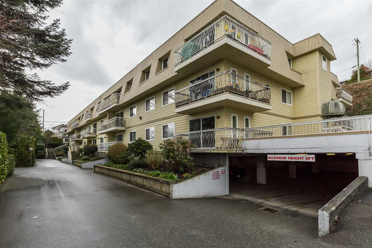 "Main Photo: 336 7436 STAVE LAKE Street in Mission: Mission BC Condo for sale in ""GLENKIRK COURT"" : MLS®# R2148793"