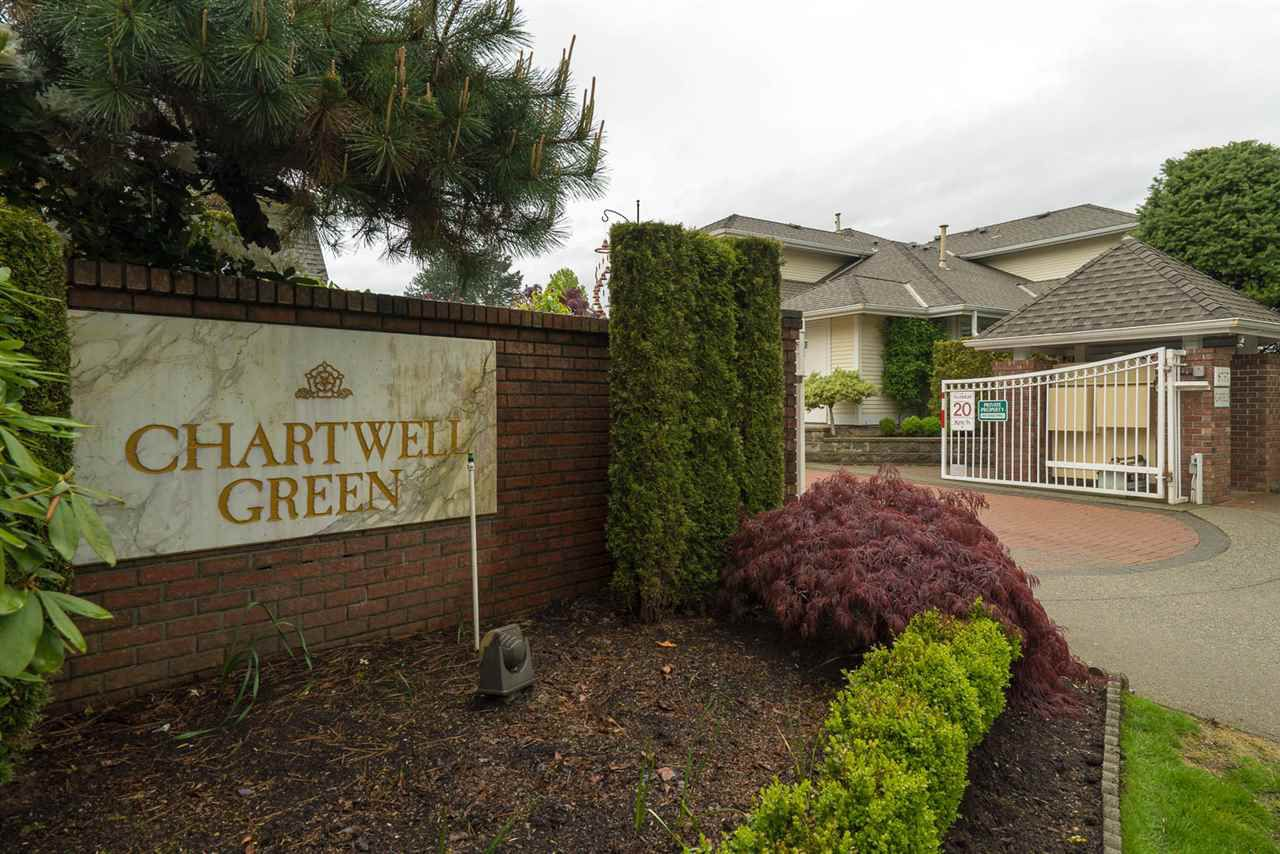 "Main Photo: 120 8737 212 Street in Langley: Walnut Grove Townhouse for sale in ""Chartwell Green"" : MLS®# R2167040"