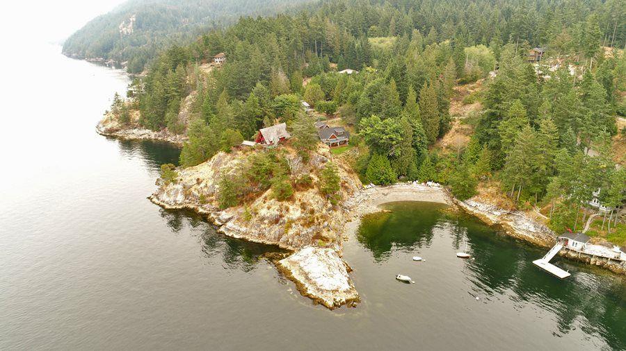Main Photo: 1791 Frances Walk in Bowen Island: King Edward Bay House for sale : MLS®# R2206672