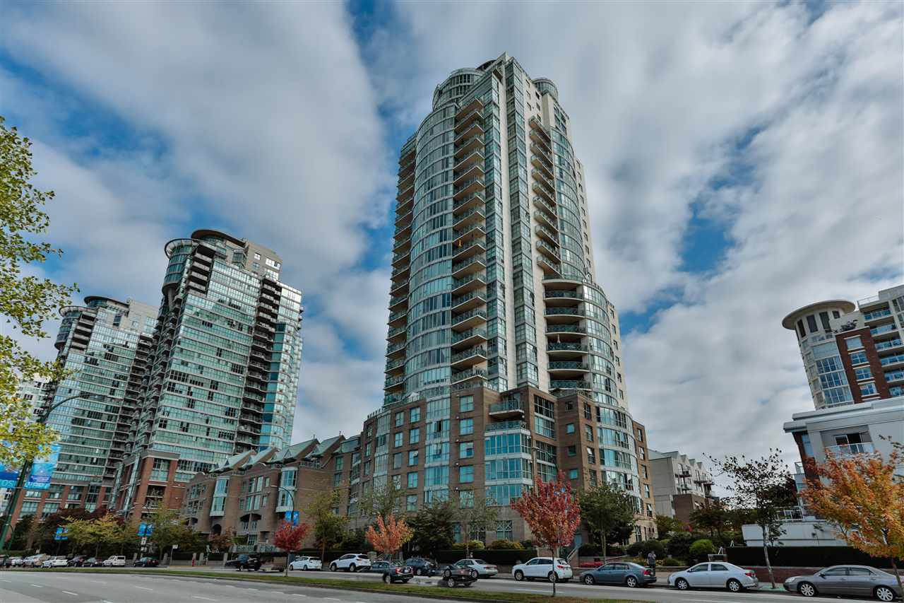 Main Photo: 2302 1188 QUEBEC STREET in Vancouver: Mount Pleasant VE Condo for sale (Vancouver East)  : MLS®# R2207829