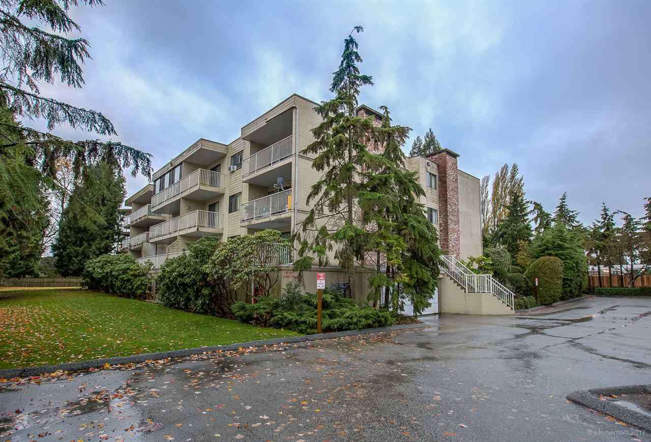 Main Photo: 106 8040 BLUNDELL Road in Richmond: Garden City Condo for sale : MLS®# R2223355