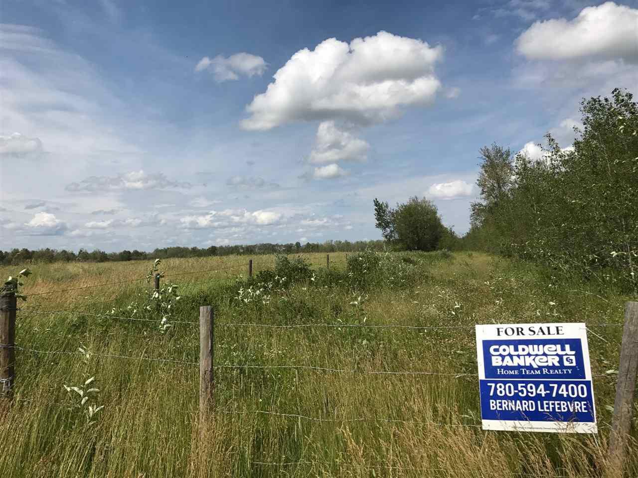 Main Photo: Twp Rd 614 RR 420: Rural Bonnyville M.D. Rural Land/Vacant Lot for sale : MLS®# E4114073