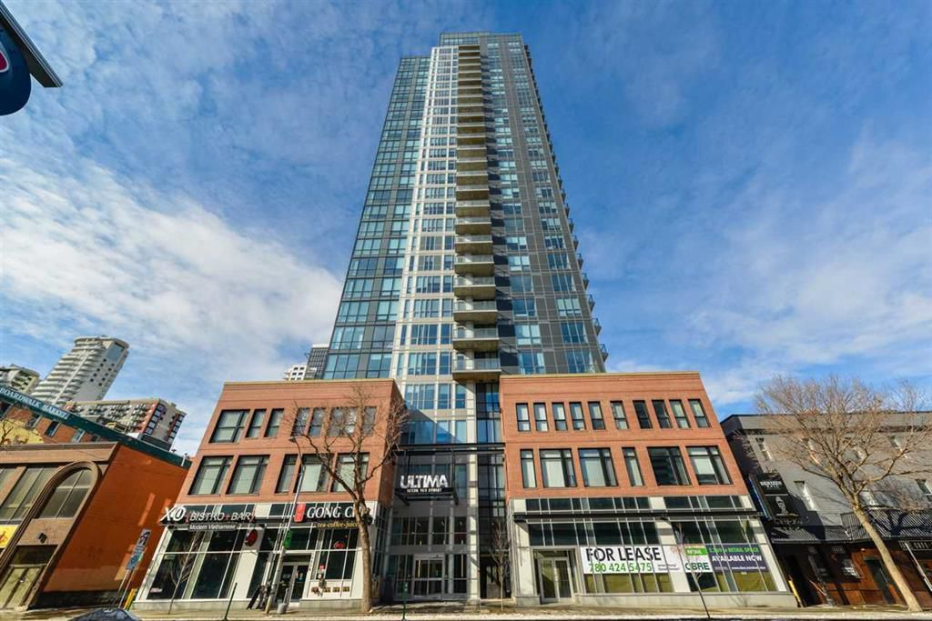 Main Photo: 1203 10238 103 Street in Edmonton: Zone 12 Condo for sale : MLS®# E4118714