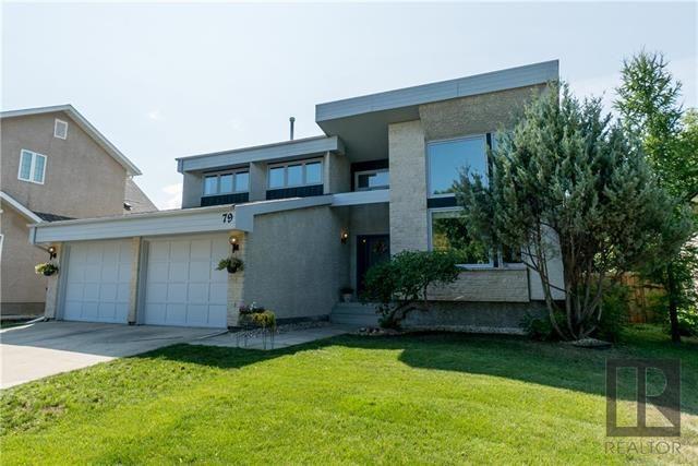 Main Photo: 79 Burnhill Bay in Winnipeg: Richmond West Residential for sale (1S)  : MLS®# 1822468