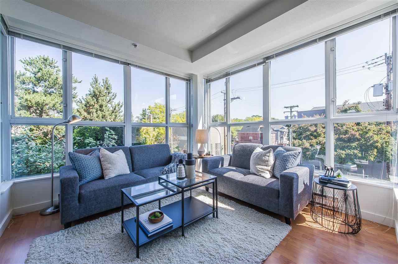 Main Photo: 201 288 E 8TH Avenue in Vancouver: Mount Pleasant VE Condo for sale (Vancouver East)  : MLS®# R2303533