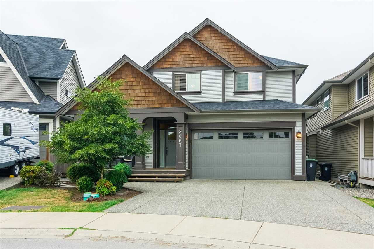 "Main Photo: 8067 210 Street in Langley: Willoughby Heights House for sale in ""YORKSON"" : MLS®# R2326682"