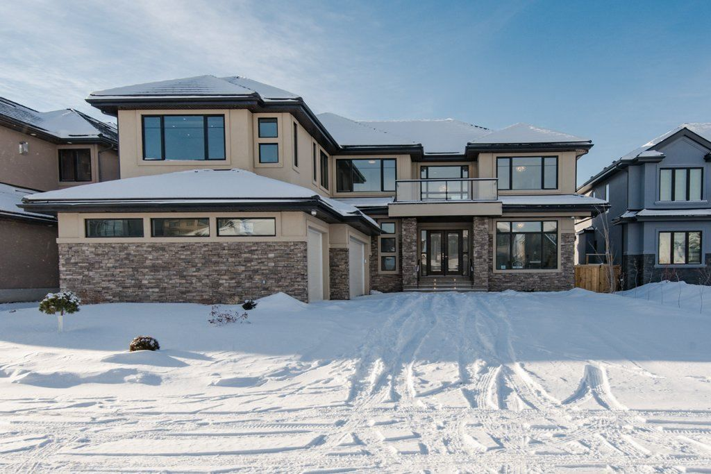 Main Photo: 3510 WATSON Point in Edmonton: Zone 56 House for sale : MLS®# E4139632