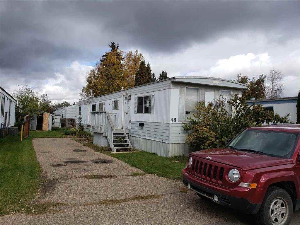 Main Photo: 48 WINTERBURN ROAD in Edmonton: Zone 59 Mobile for sale : MLS®# E4143145