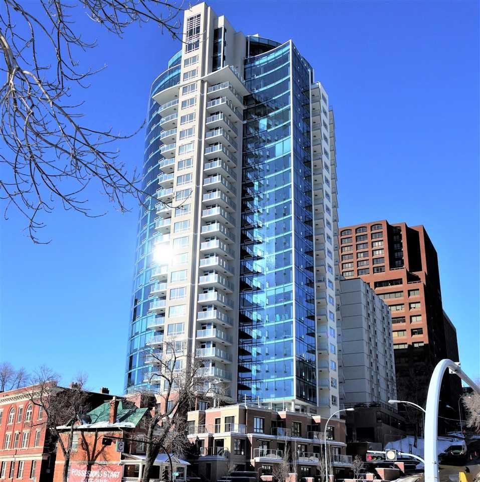 Main Photo: 1604 9720 106 Street in Edmonton: Zone 12 Condo for sale : MLS®# E4145543