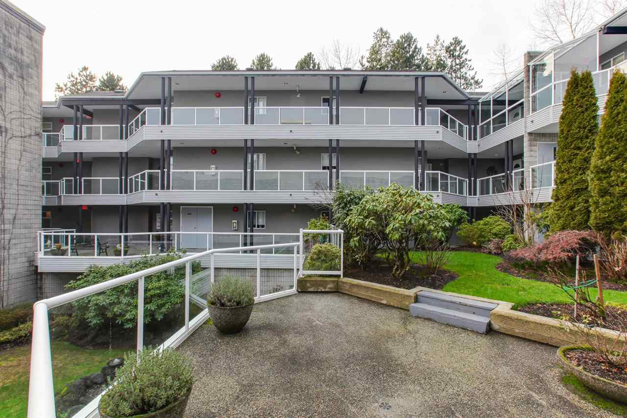 Main Photo: 205 2733 ATLIN Place in Coquitlam: Coquitlam East Condo for sale : MLS®# R2350938