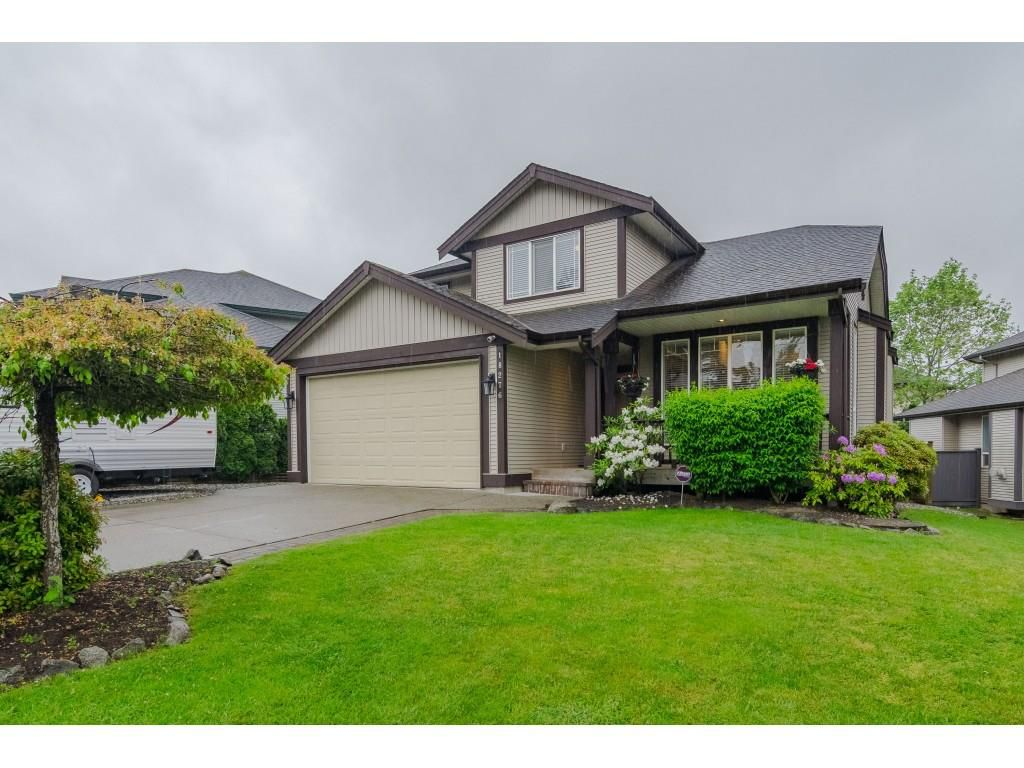 "Main Photo: 18276 69 Avenue in Surrey: Cloverdale BC House for sale in ""Cloverwoods"" (Cloverdale)  : MLS®# R2369738"