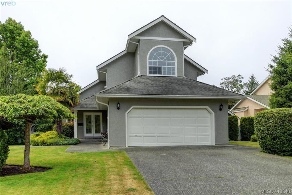 Main Photo: 1213 Crofton Terrace in VICTORIA: SE Sunnymead Single Family Detached for sale (Saanich East)  : MLS®# 413340