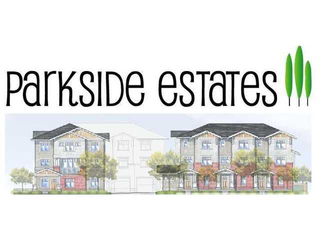 """Main Photo: 2 9580 ALBERTA Road in Richmond: McLennan North Townhouse for sale in """"PARKSIDE ESTATES"""" : MLS®# V895175"""
