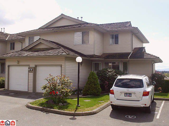 """Main Photo: 1 3070 TOWNLINE Road in Abbotsford: Abbotsford West Townhouse for sale in """"Westfield Place"""" : MLS®# F1121210"""