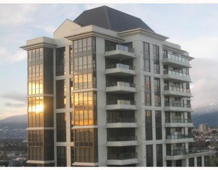 Main Photo: # 2505 2138 MADISON AV in Burnaby: Home for sale (Brentwood Park)  : MLS®# V753025