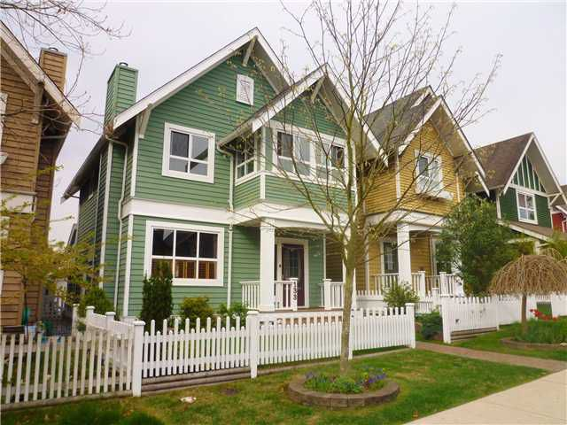 """Main Photo: 133 STAR CR in New Westminster: Queensborough House for sale in """"PORT ROYAL"""" : MLS®# V946060"""