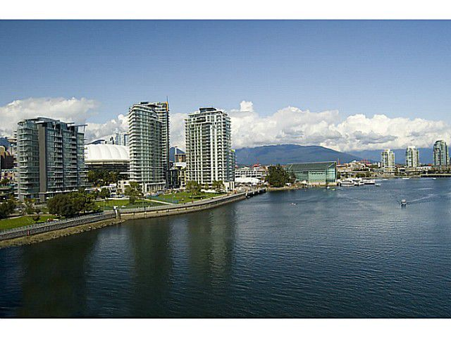 Main Photo: # 1203 980 COOPERAGE WY in Vancouver: Yaletown Condo for sale (Vancouver West)  : MLS®# V1015490