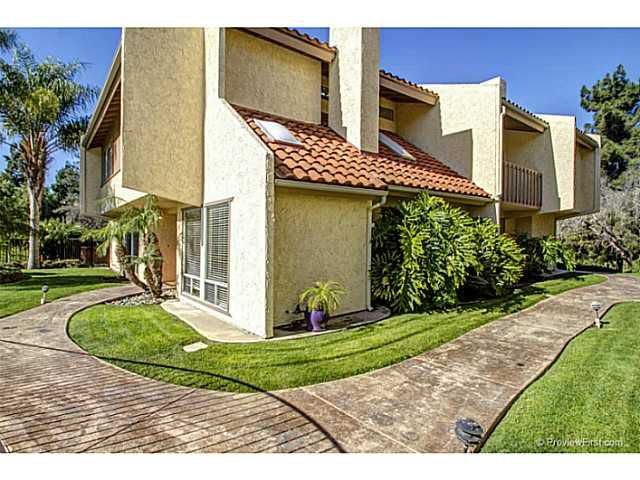 Main Photo: LA COSTA Townhome for sale : 3 bedrooms : 7505 Jerez Court #E in Carlsbad