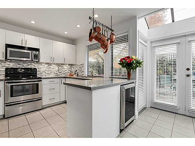 Main Photo: 1847 W 14TH Avenue in Vancouver: Kitsilano House 1/2 Duplex for sale (Vancouver West)  : MLS®# V1035652