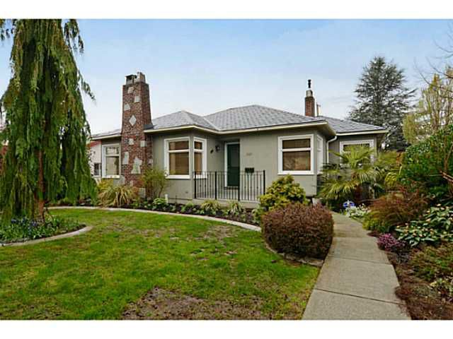 "Main Photo: 707 W 28TH Avenue in Vancouver: Cambie House for sale in ""CAMBIE"" (Vancouver West)  : MLS®# V1059562"