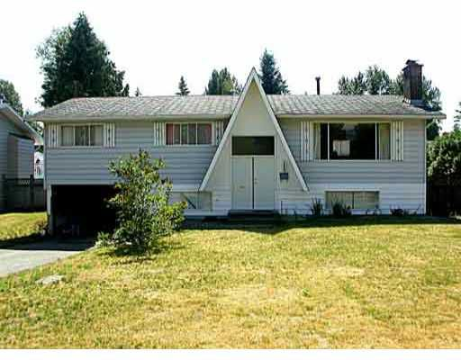 Main Photo: 1240 ELLIS DR in Port_Coquitlam: Birchland Manor House for sale (Port Coquitlam)  : MLS®# V351957