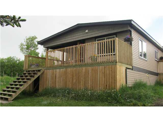 Main Photo: 13010 OLD HOPE Road in Charlie Lake: Lakeshore Manufactured Home for sale (Fort St. John (Zone 60))  : MLS®# N239666