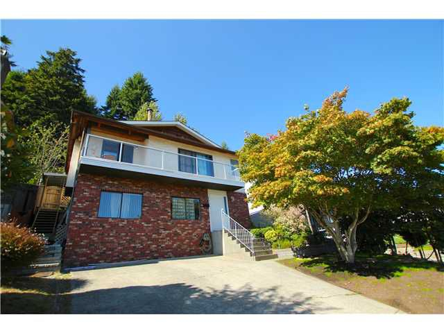 Main Photo: 206 WARRICK Street in Coquitlam: Cape Horn House for sale : MLS®# V1097735