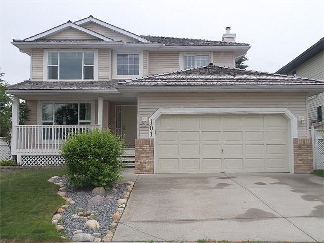 Main Photo: 101 CRYSTALRIDGE Drive: Okotoks House for sale : MLS®# C4019466