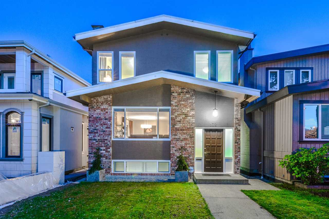 Main Photo: 172 W 48TH Avenue in Vancouver: Oakridge VW House for sale (Vancouver West)  : MLS®# R2055690